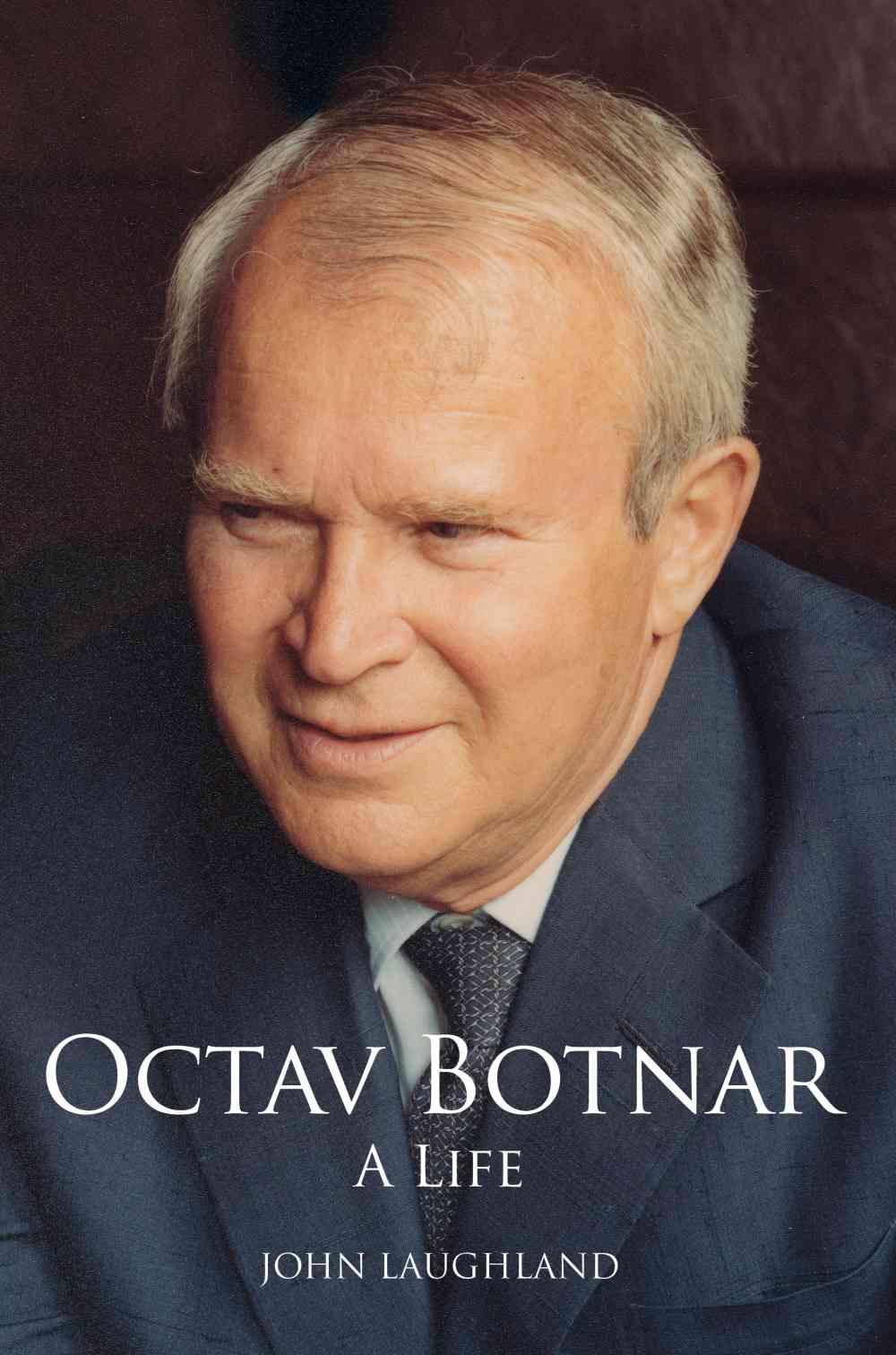 Octav Botnar A Life Cover